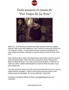 """bRYB3ea 231x300 - Geda Anuncia El Remix De """"Por Culpa De La Nota"""""""