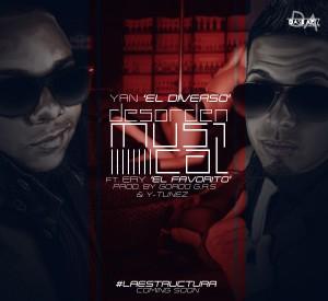 byy7KMk 300x275 - Yan El Diverso Ft. Ery (Keven & Ery) - Desorden Musical (Prod. By Gordo G.A.S & Y-Tunez)