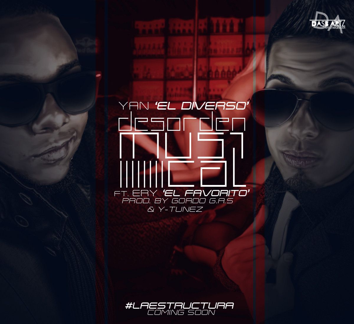 Yan El Diverso Ft. Ery (Keven & Ery) – Desorden Musical (Prod. By Gordo G.A.S & Y-Tunez)