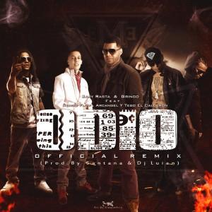 fYbNJd1 300x300 Baby Rasta & Gringo Ft. Ñengo Flow, Arcangel & Tego Calderón   Odio (Official Remix)