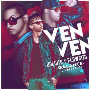 jolgito 300x300 - Jolgito & Flowsito Ft Galante El Emperador - Ven Ven (iTunes)
