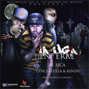 kendo cosco y sik 300x300 - Cover: El Sica Ft Cosculluela Y Kendo - La Liga Enterre (Prod. By Jeriel y Chalko)