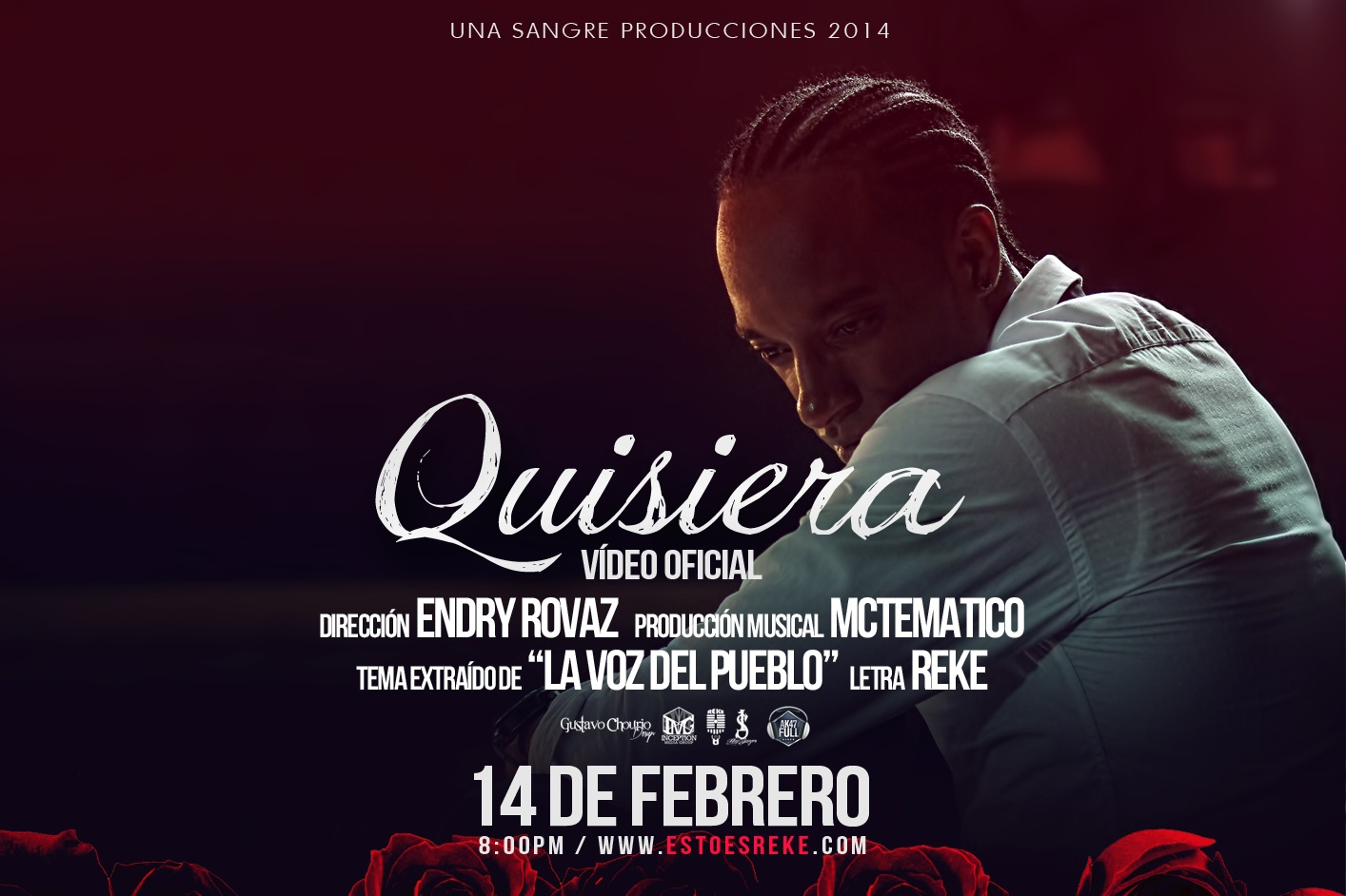 quisera1 - Reke - Quisiera (Official Video) (Coming Soon)