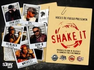xhake 300x225 - Opi The Hit Machine Ft. John Eric, Watussi, OG Black Y Gun-B - Shake It