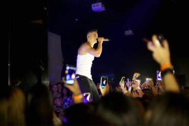 Maluma brinda un show fenomenal en Panamá