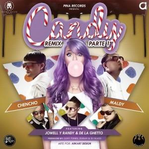 Candy 300x300 - Plan B Ft. De La Ghetto y Jowell & Randy - Candy (Official Remix)(Parte 1)