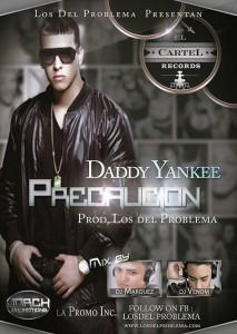 Daddy Yankee - Precaución (Prod. By Los Del Problema)