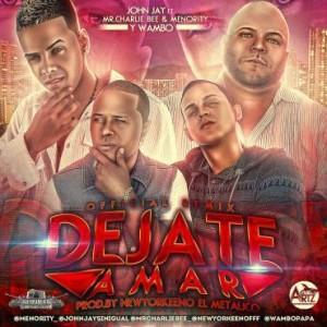dejate1 300x300 - John Jay Ft Mr. Charlie Bee & Menority Y Wambo El MafiaBoyz – Dejate Amar (Official Remix)