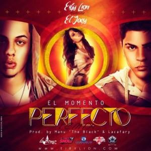 eiby 300x300 - Eiby Lion Ft. El Joey – El Momento Perfecto (Official Remix) (Prod. By Manu The Black Star & Lacarfary)