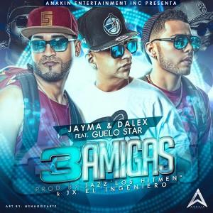 jayma 300x300 - Jayma & Dalex Ft Guelo Star - 3 Amigas (iTunes)