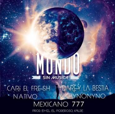 mexicano - Anonimus Ft J Alvarez - Que Nos Paso (iTunes)