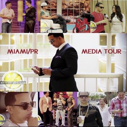 """J Alvarez se va de """"Media Tour"""" por Miami y Puerto Rico"""