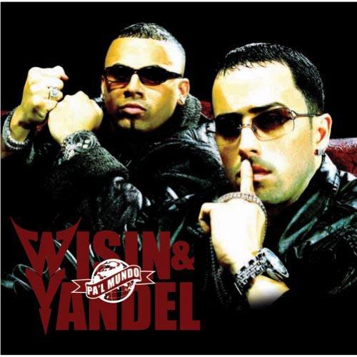 video musical paleta de wisin y yandel: