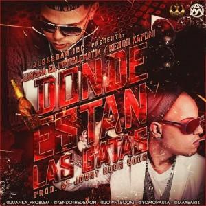 Donde - Jounel Ft. Barber V13, Johnny Stone, Algenis Y Reyo - Aqui Te Trabajan (Prod. By Shadow La Sombra & El Jetty)