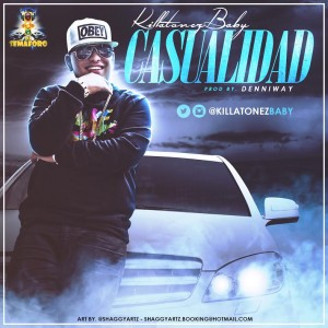 Killatonez – Casualidad (Prod. By Denni Way)