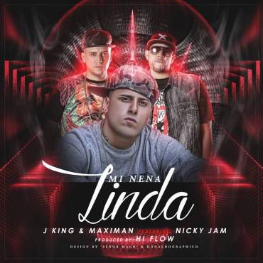 Cover: J King & Maximan Ft. Nicky Jam – Mi Nena Linda