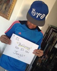 Miguelito Lanza Campaña Contra El Bullyng En Su Cuenta De Instagram