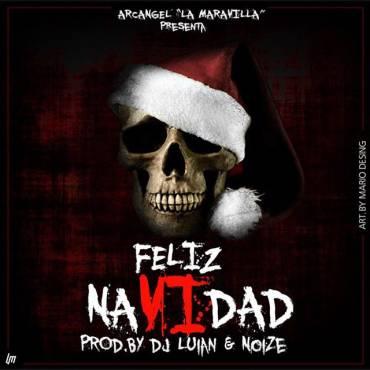Cover: Arcangel – Feliz Navidad 6 (PRONTO)