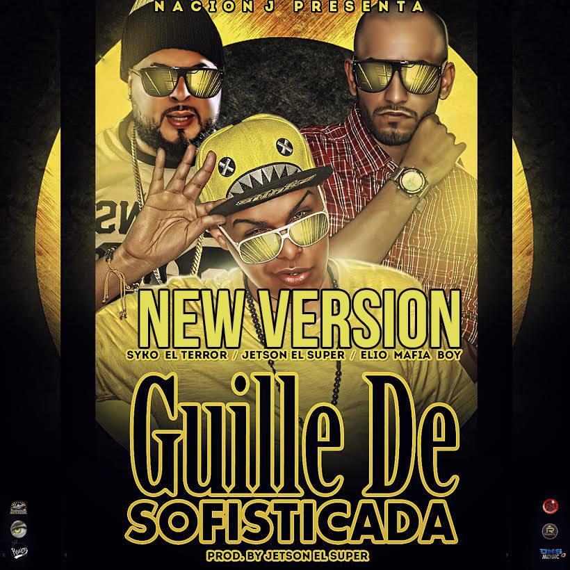 gille - Layton y Jaziel - Solo Conmigo (New version)