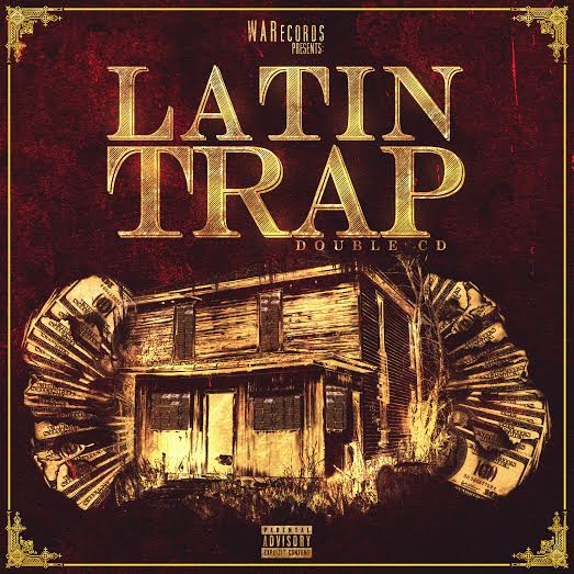 TRAP - Latin Trap - Double Cd (WARecords)