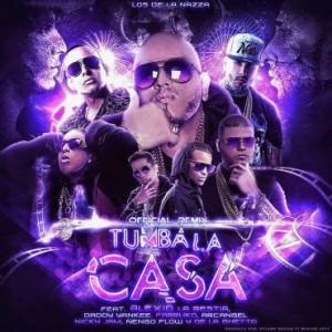 Tumba La Casa Remix 300x300 - (Tumba La Casa Remix) Lo Mas Esperado De La Semana