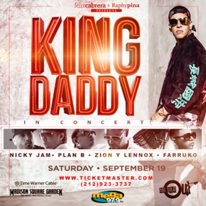Daddy Yankee - Im the Boss (King Daddy Edition)