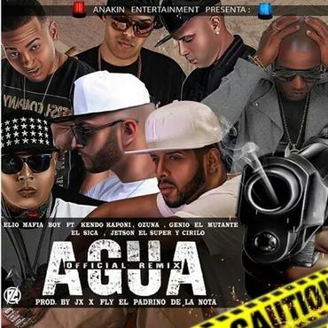 59iJhu6 - Cover: Elio MafiaBoy Ft Kendo, Ozuna, Genio El Mutante, El Sica, Jetson y Cirilo - Agua (Official Remix)