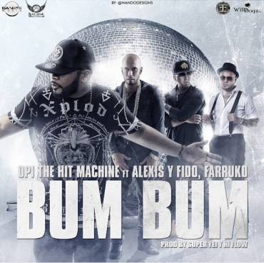 Cover: Opi The Hit Machine Ft. Og Black & Watussi – Pa Pata Puta (Estreno Mañana)