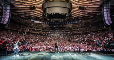 Daddy Yankee Madison Square Garden 2015 370x1943 - JQ Mr. Under Ft. Don Chezina - Carmelo Anthony (Prod. By Villa El Que Se Guilla)