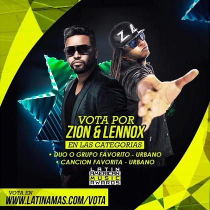Vota por Zion y Lennox 420x420 - J Balvin Ft. Zion y Lennox - No Es Justo