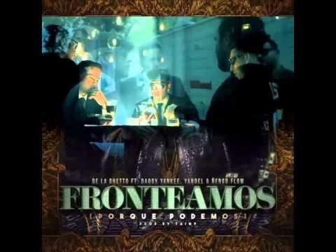 De La Ghetto Ft. Daddy Yankee, Ñengo Flow & Yandel – Fronteamos Porque Podemos (Video Preview 2)