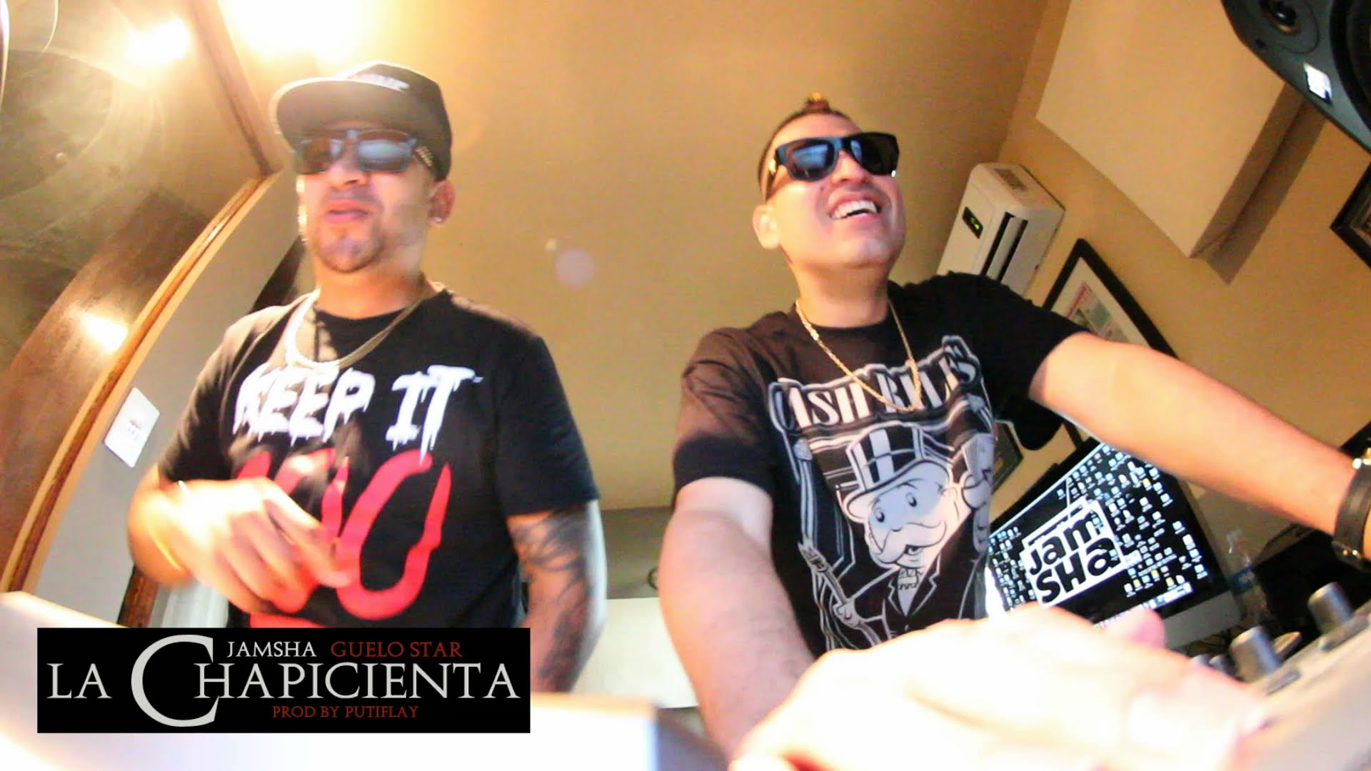 Jamsha Ft. Guelo Star – La Chapicienta (Preview)