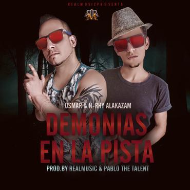 1pWruUc - Osmar Y N-Rhy Alakazam - Demonias En La Pista