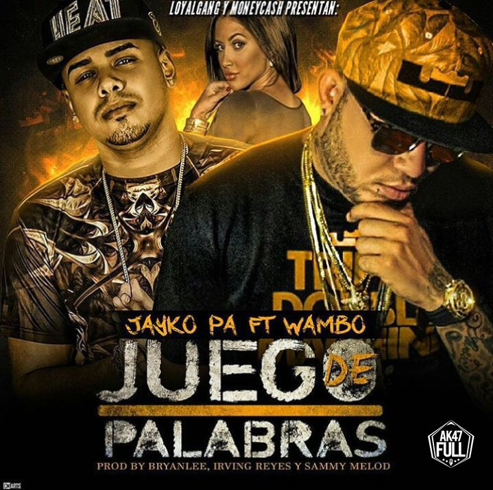 Jayko Pa Ft. Wambo Juego De Palabras - Wambo Ft. Riche – ¿ ? (Official Preview)