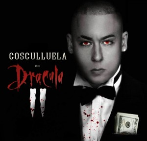 cover2 300x288 - Cosculluela - Dracula Part 2 (The Mixtape) (2014)