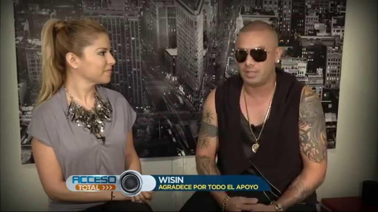 Wisin @ Acceso Total (Entrevista) (2015)