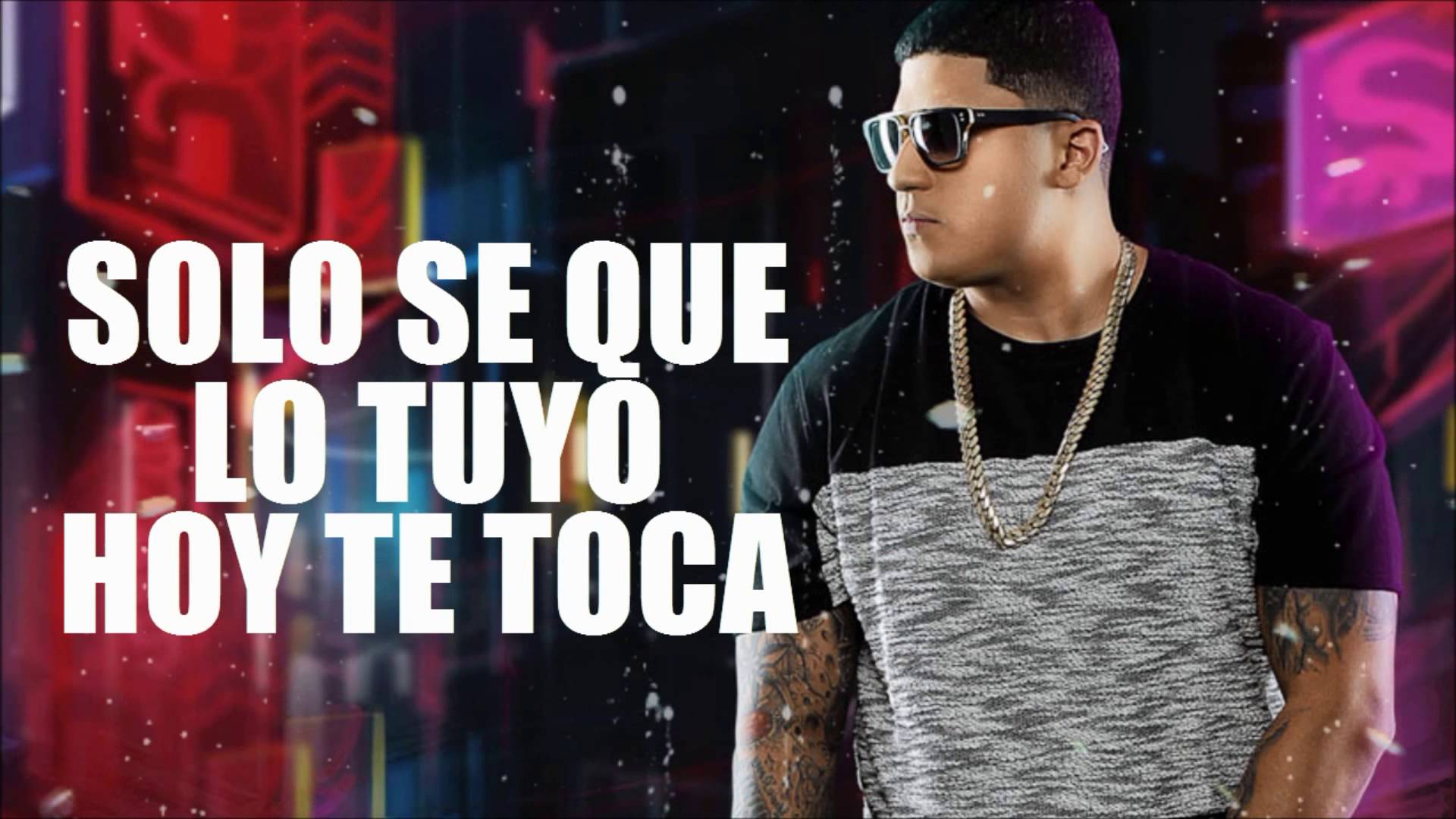 Armany Ft. Carlitos Rossy – Bienvenido Al Party (Video Lyric)