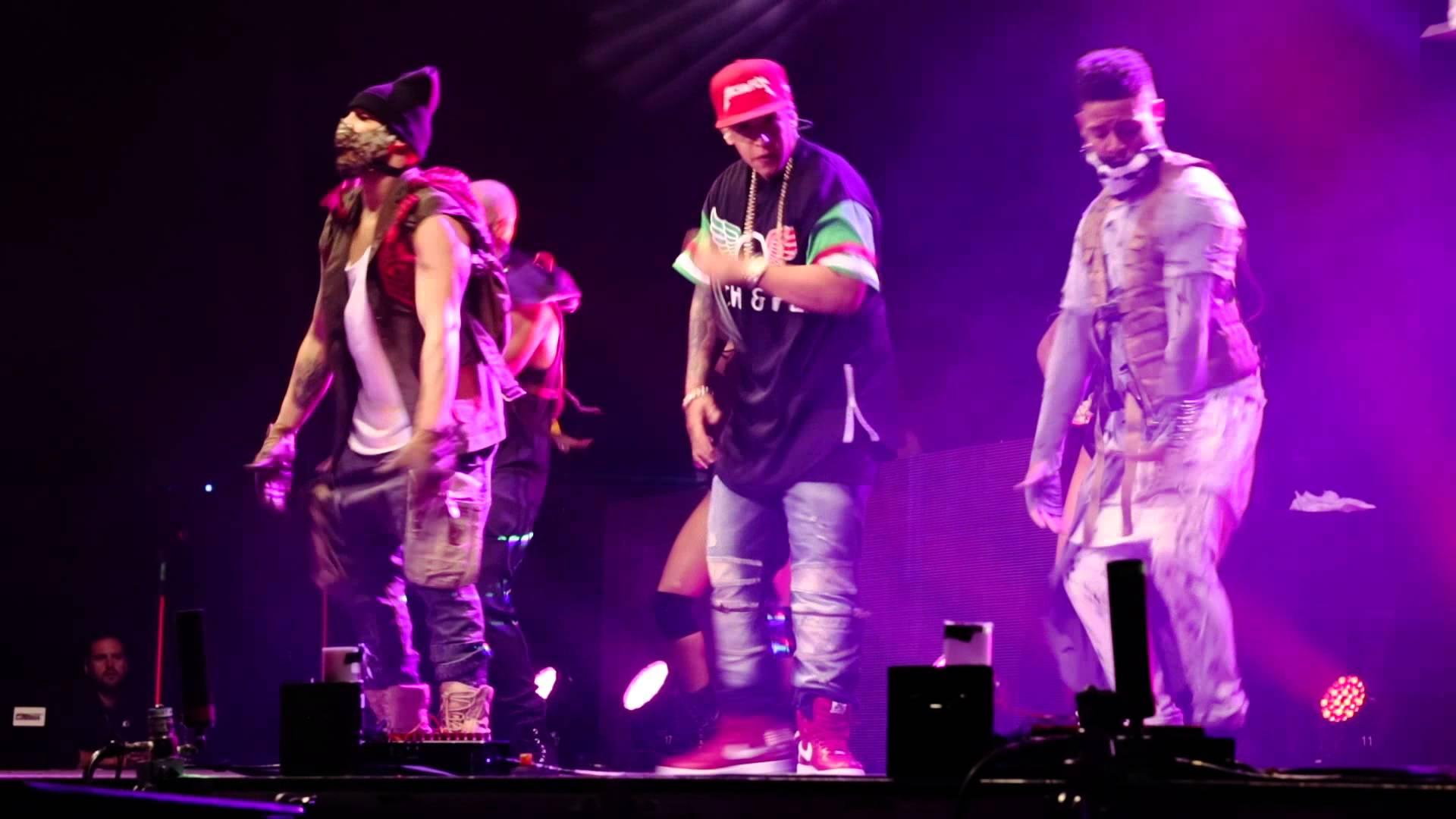 daddy yankee vaiven ciudad de me - Daddy Yankee – Vaivén (Ciudad de México) (Live) (2015)
