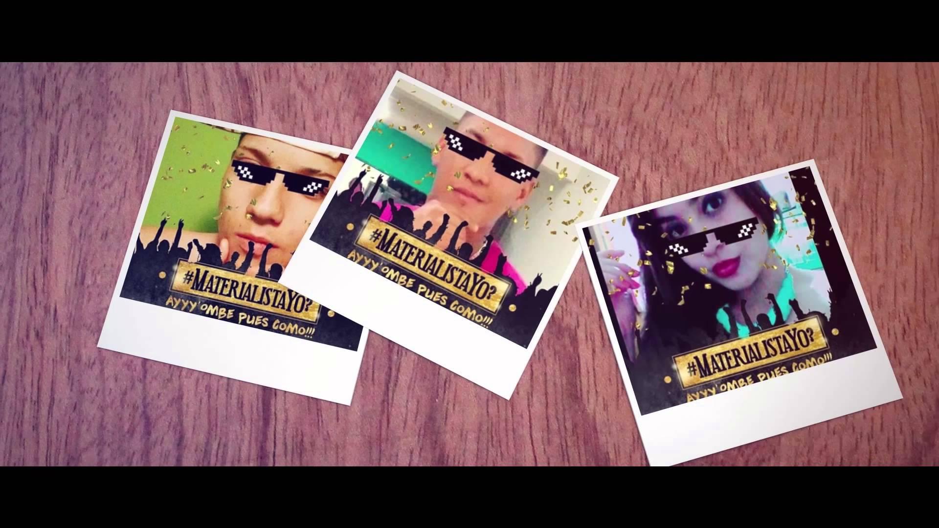 Silvestre Dangond Ft. Nicky Jam – Materialista (Video Lyric)