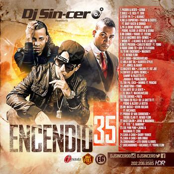 0or4z8rw4pvq - DJ Sincero - Encendio 35 (2015)
