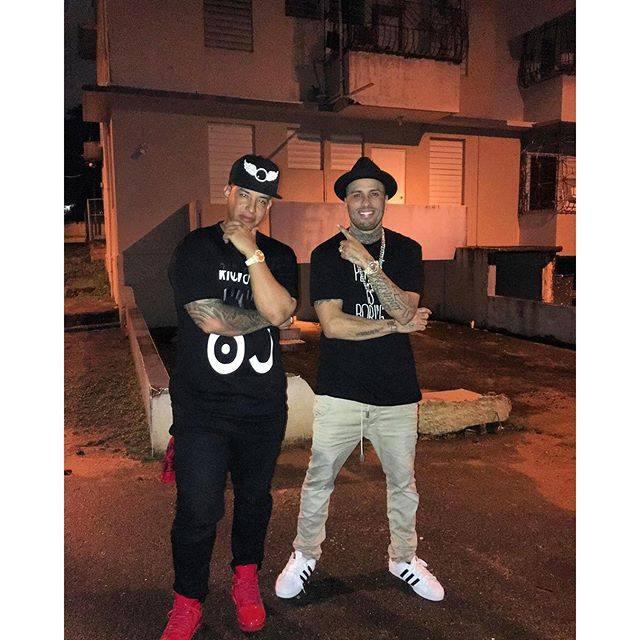10398037 10154004533031159 5593576548270601875 n - Daddy Yankee Y Nicky Jam En Barrio Kennedy Donde Soñaban En Grande