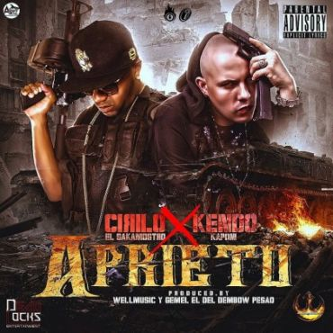 "APRUEURUR - Cirilo Anuncia Remix De ""Aprieto"""