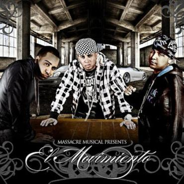 AlPhFDX - De La Ghetto - El Movimiento (Vol.I) (2008)