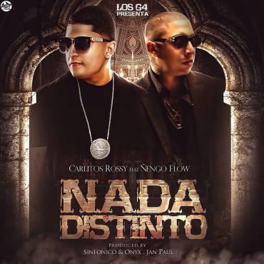 NADADISTINTO - Cover: Carlitos Rossy Ft. Ñengo Flow – Nada Distinto