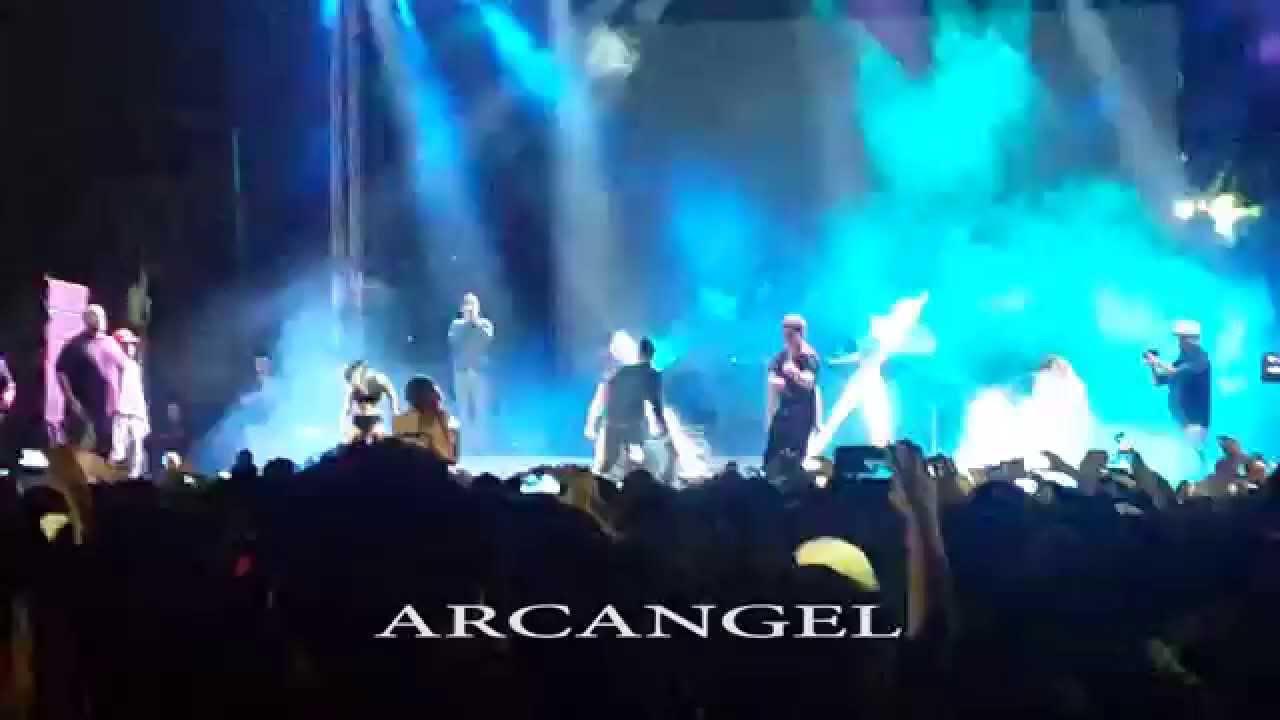 arcangel j alvarez carnaval de s - Kario & Yaret @ Carnaval De San Miguel (El Salvador) (30 De Noviembre)