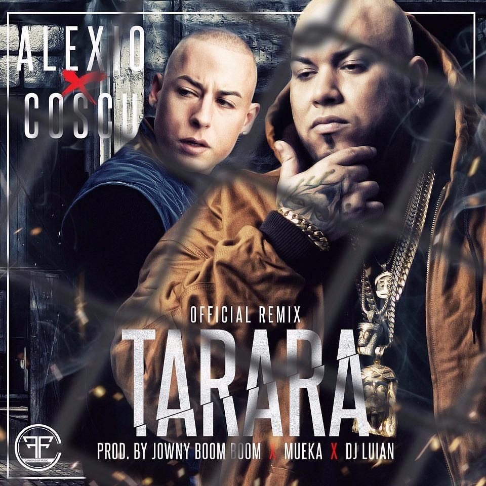 """COSCUXALEXIO - Cover: Alexio """"La Bestia"""" Ft. Cosculluela - Tarara Tarara (Official Remix)"""