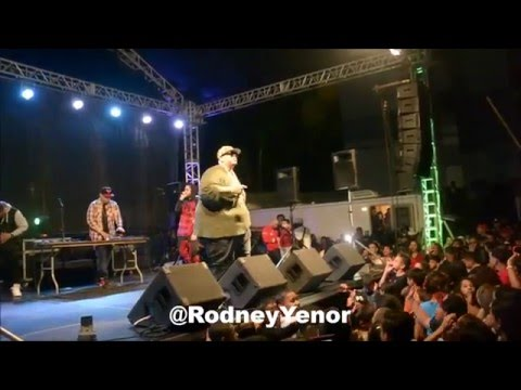 alexio la bestia tarara alturas - Alexio La Bestia – Tarara (Alturas De Cupey, Puerto Rico) (Live 2016)