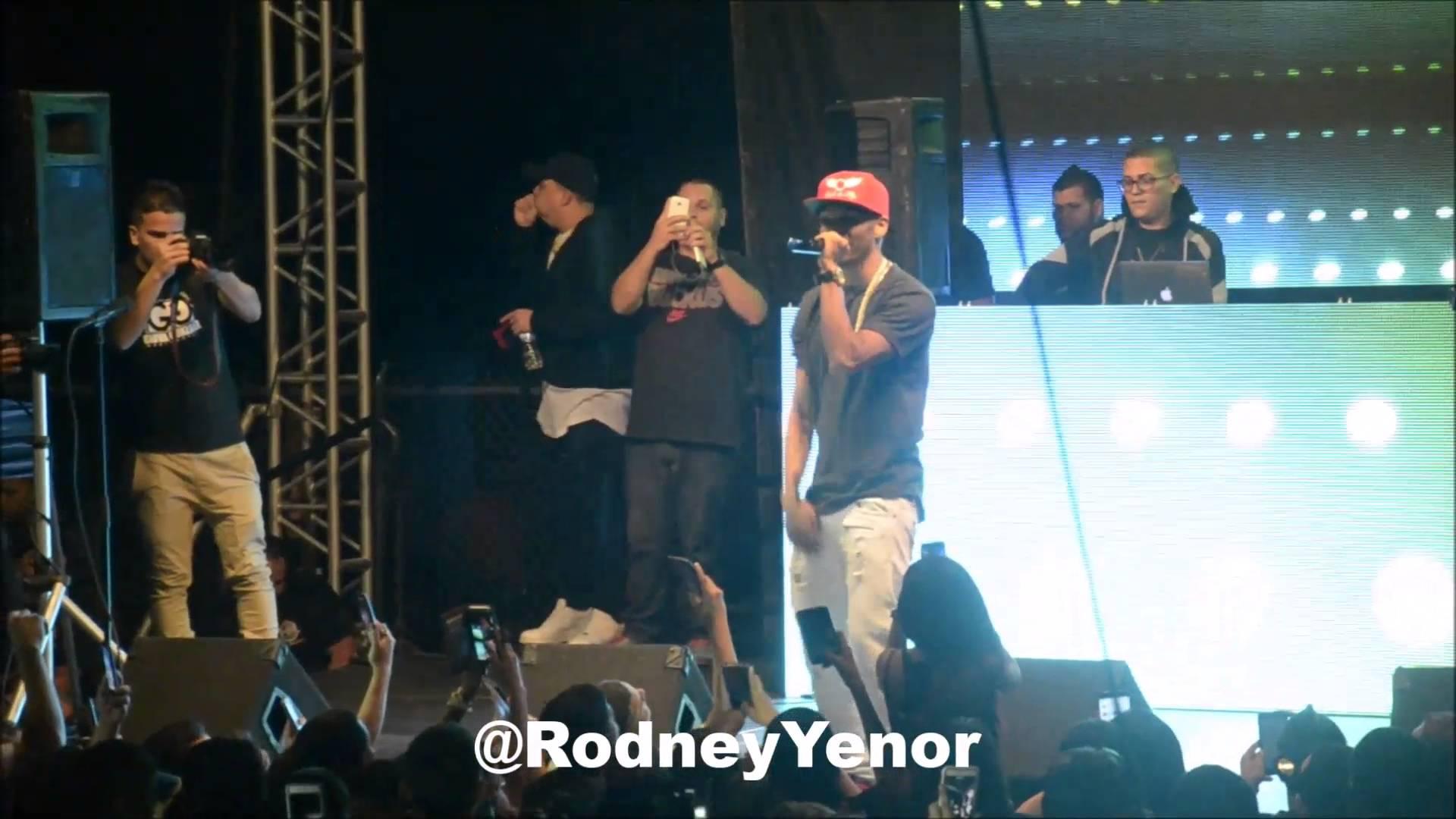Anonimus – La Noche Me Llama (Party De Jimenez, Puerto Rico) (Live 2016)