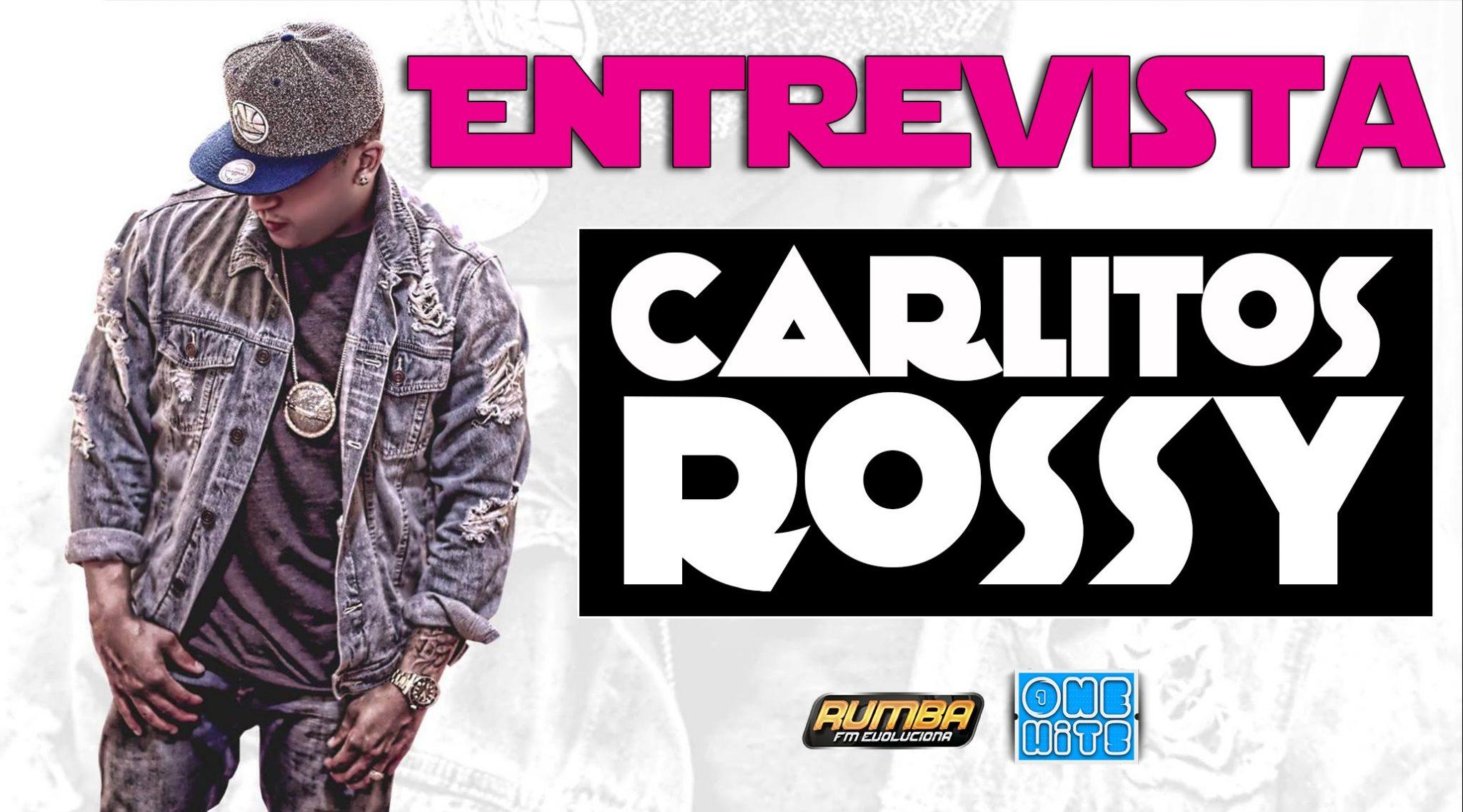 Carlitos Rossy – Onehits TV (Entrevista 2016)