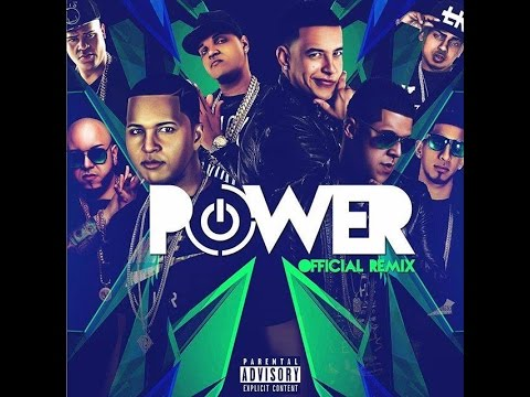 daddy yankee power remix ft benn - Daddy Yankee - Power Remix Ft. Benny Benni, Gotay, Alexio, Pusho, Almighty, Ozuna, D.Ozi (Preview)